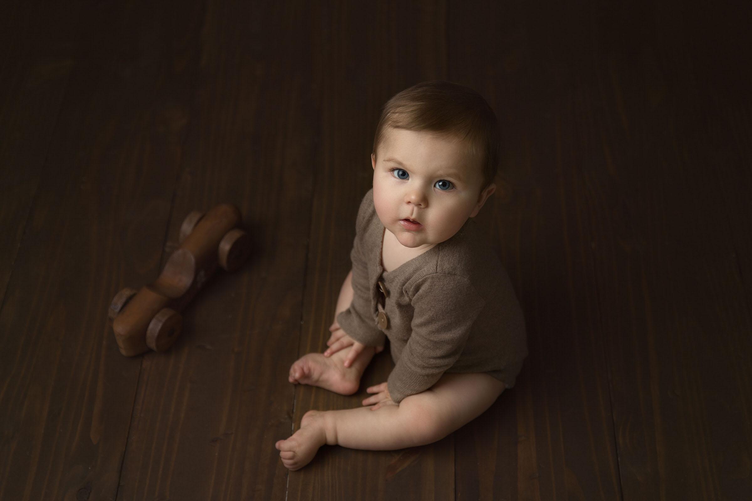 Baby photographer in Essex
