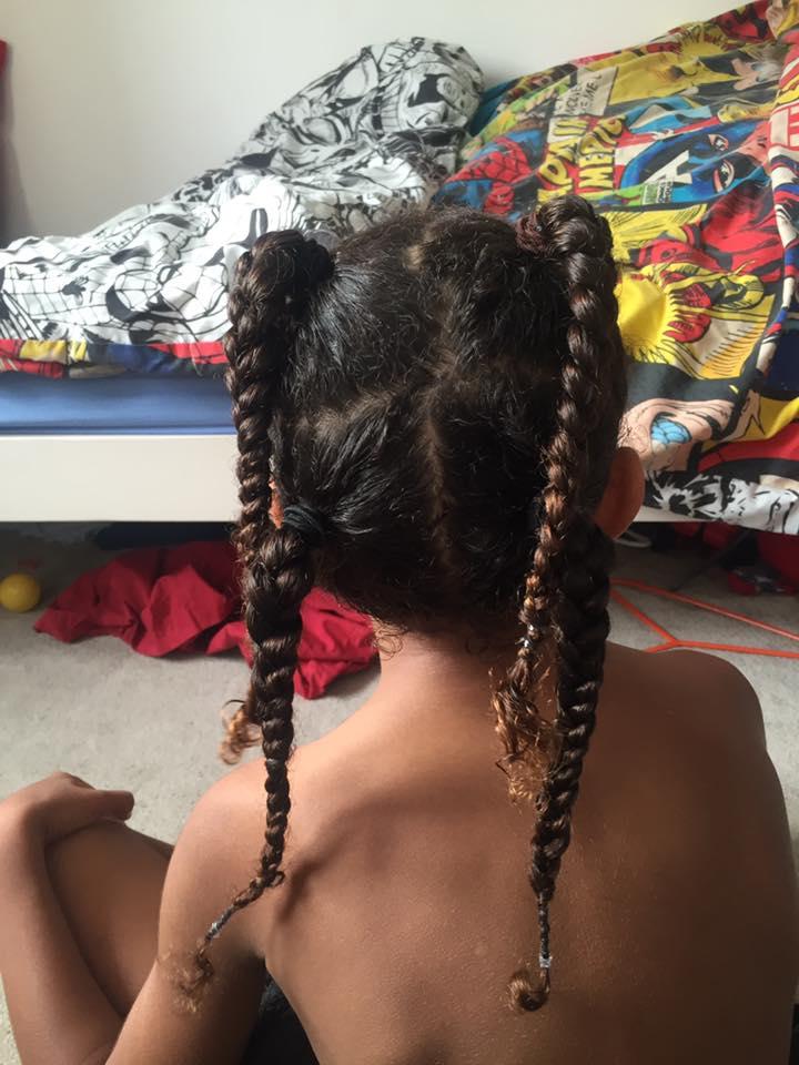 boys long hair