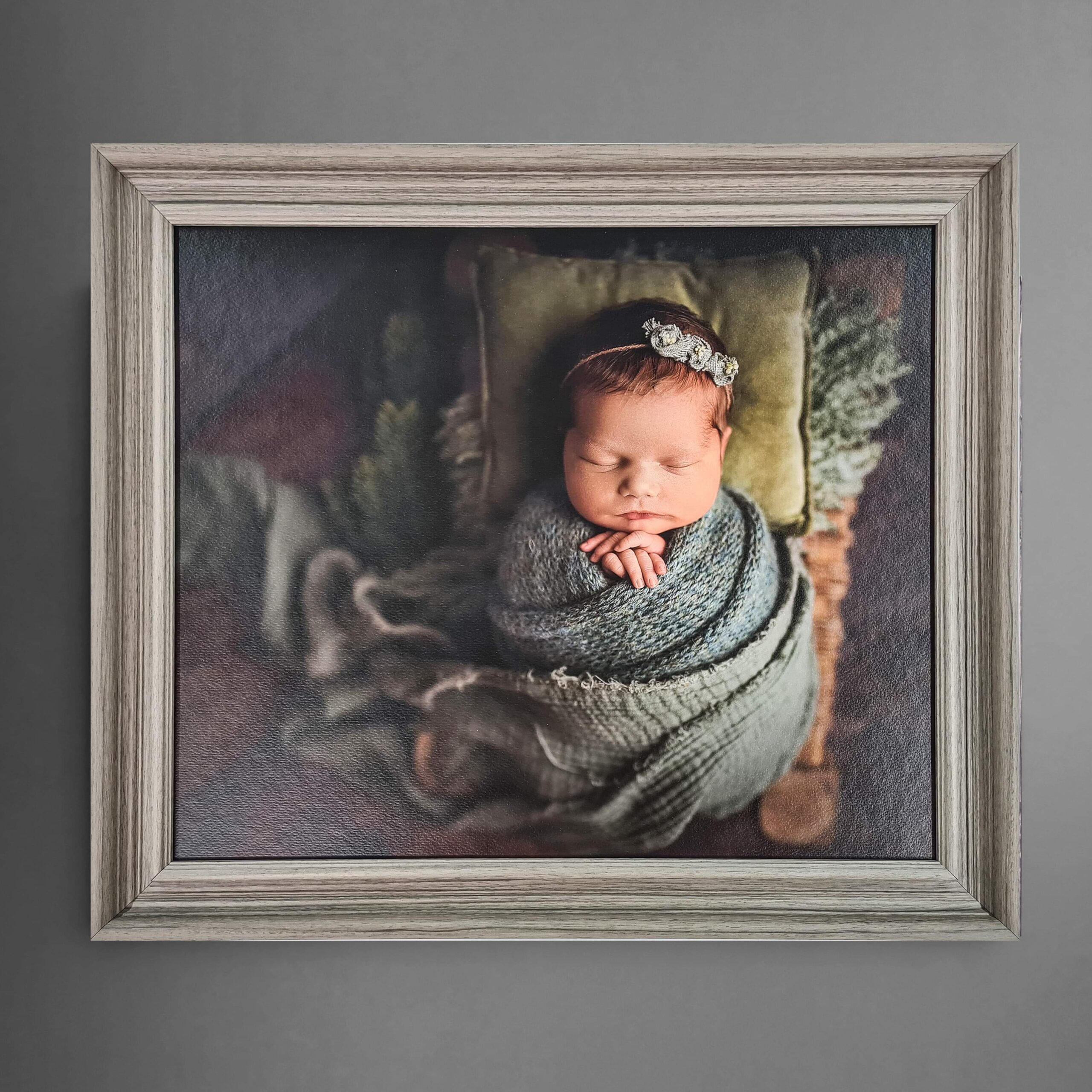 Newborn Photographer Wall Art